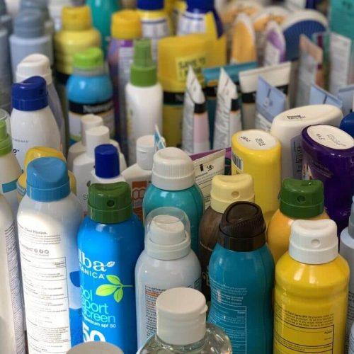 Benzine in Sunscreen Valisure