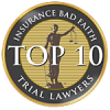 Top 10 Insurance Bad Faith Lawyer | The LIDJI Law Firm | Personal Injury Attorney | Dallas Houston Texas