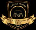 Top 10 Attorney NAOPIA 2018 | The LIDJI Law Firm | Personal Injury Attorney | Dallas Houston Texas